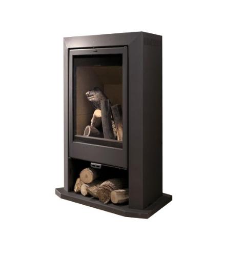 Lacunza: cocinas, estufas y chimeneas de leña