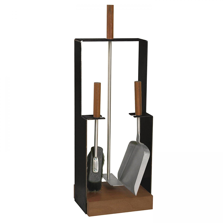 Lienbacher 959 - Juego de utensilios de chimenea (3 piezas)