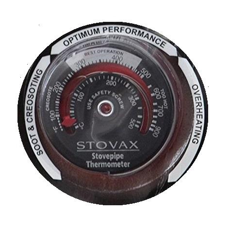 Stovax Termómetro para horno de leña