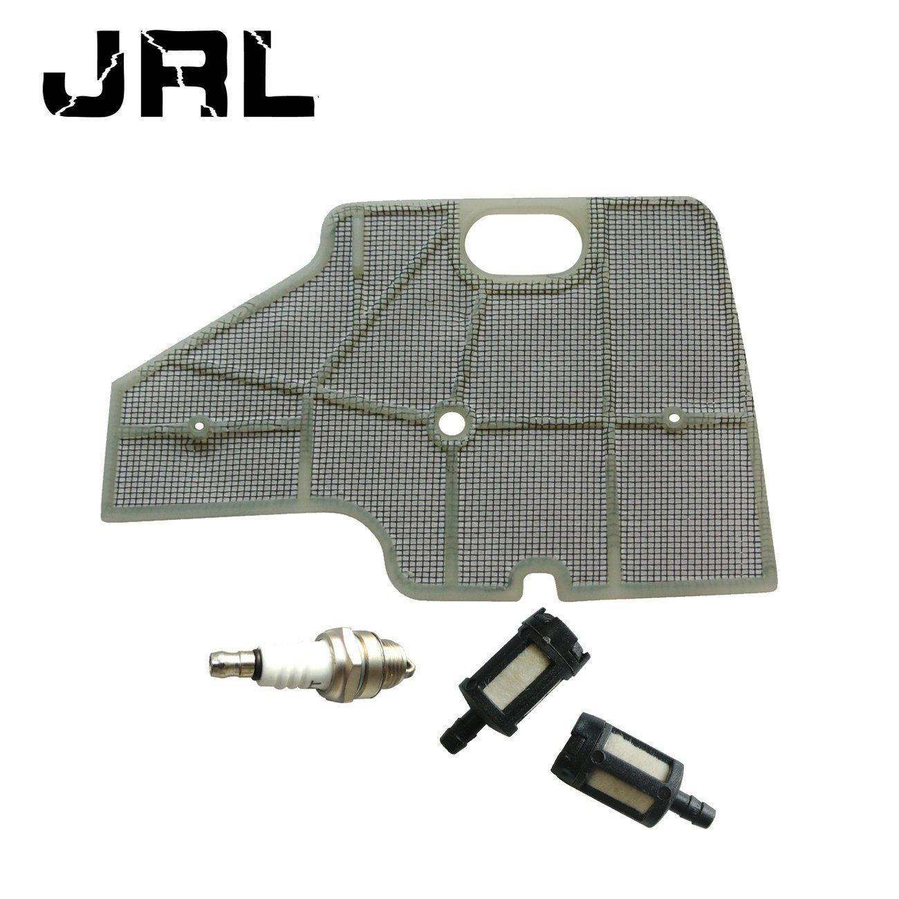 Bujía limpiador de filtro de aire / Filtro de combustible para STIHL (motosierra 070 090 090 AV 090 G)
