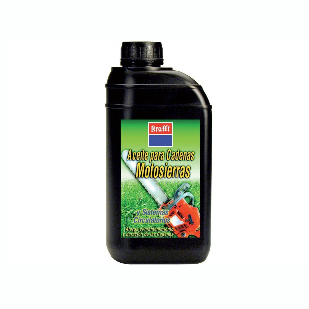 Aceite Cadenas Motosierra 1L.Krafft