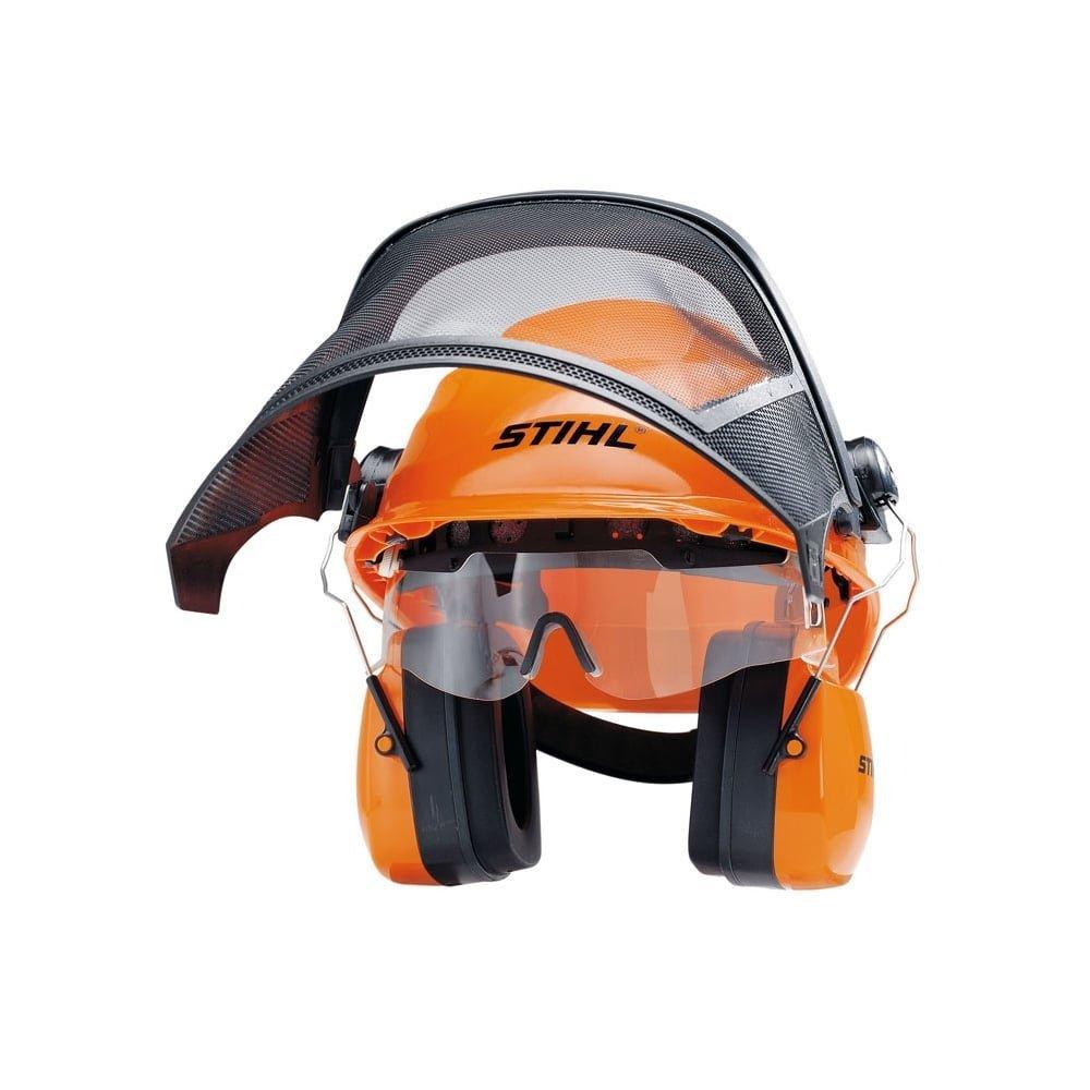 Stihl Casco de seguridad con gafas protectoras integradas