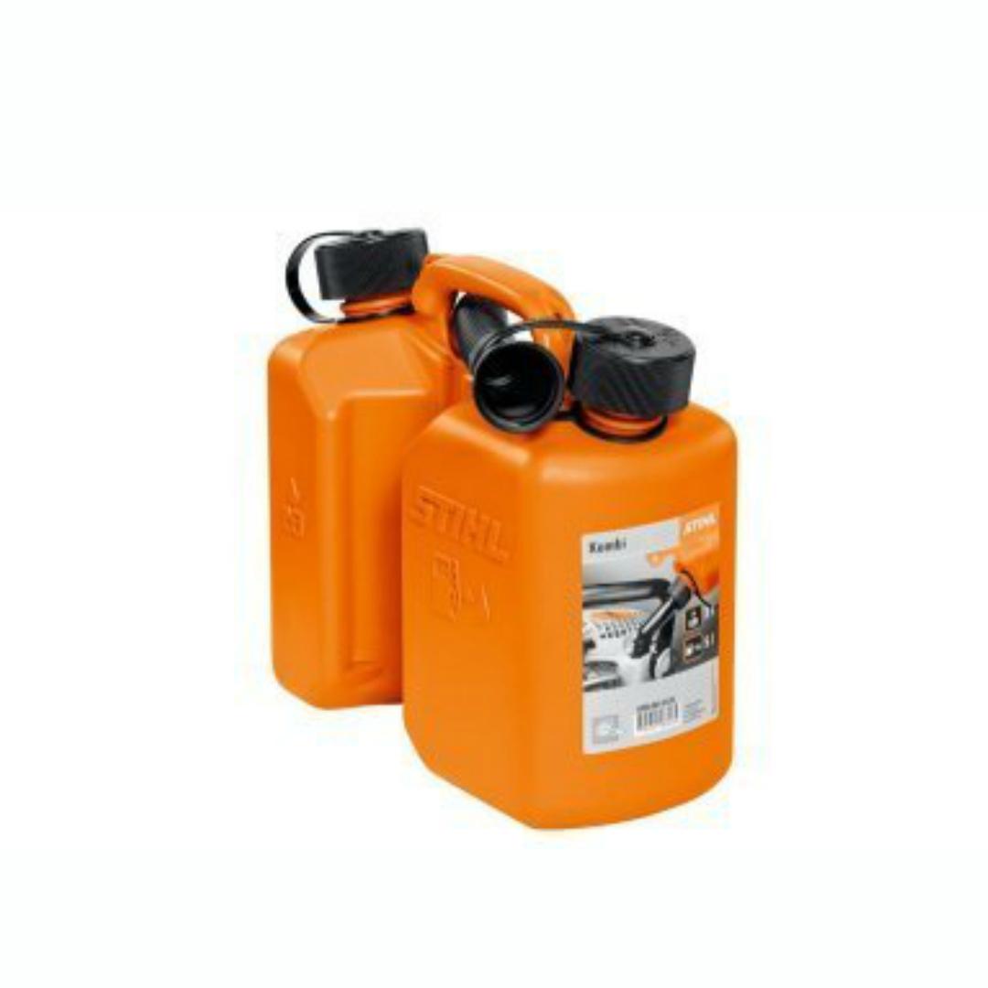 Stihl - Garrafas de combustible 3 l y 1.5 l