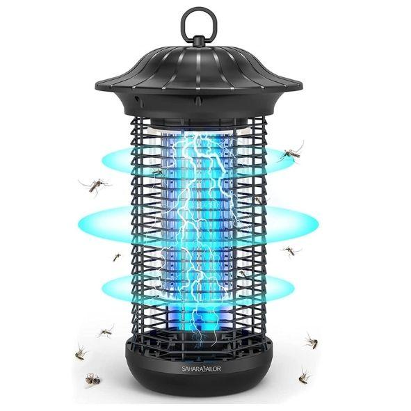 Sahara Sailor Lámpara Antimosquitos Eléctrico,18W UV LED
