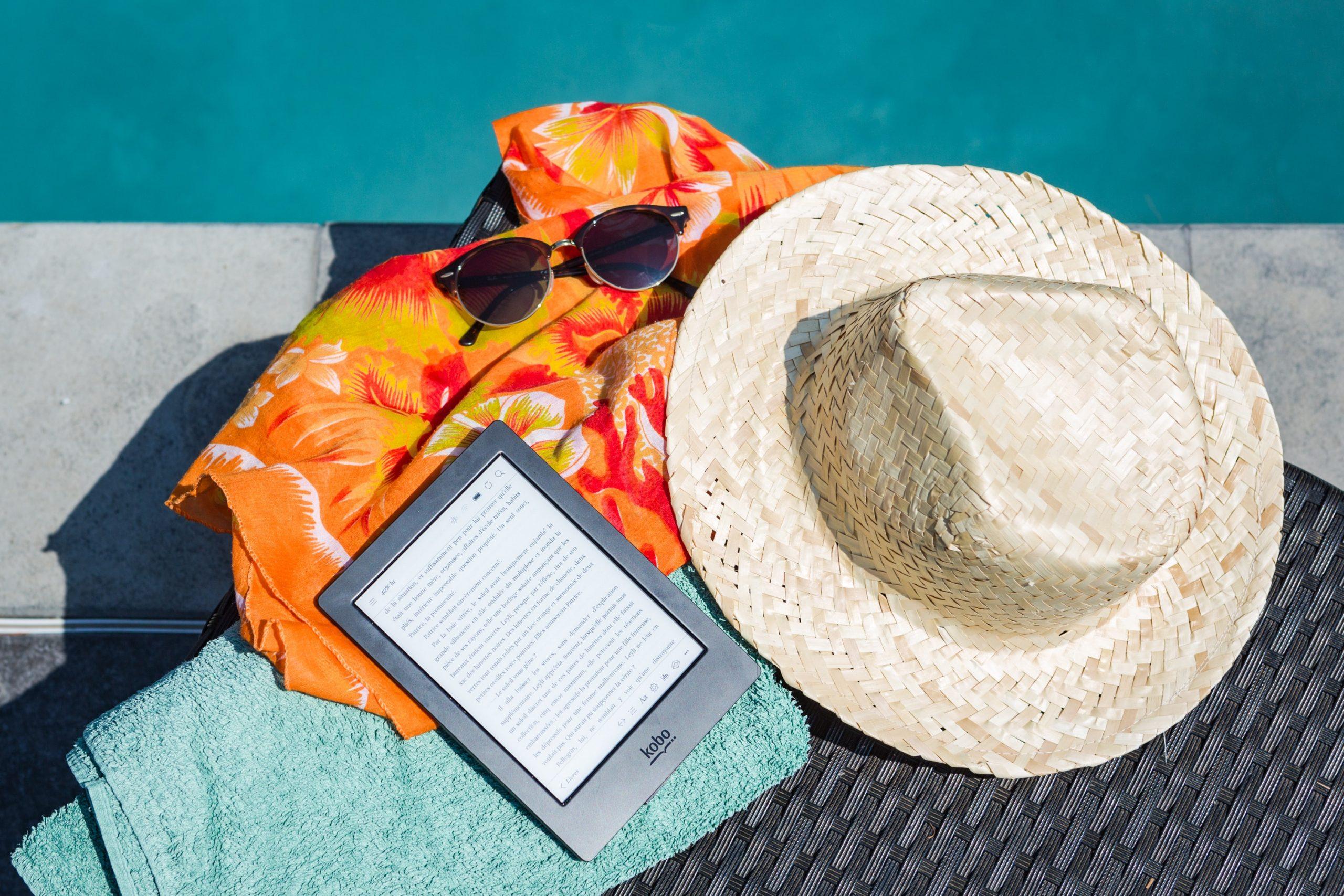 Verano y piscinas hinchables